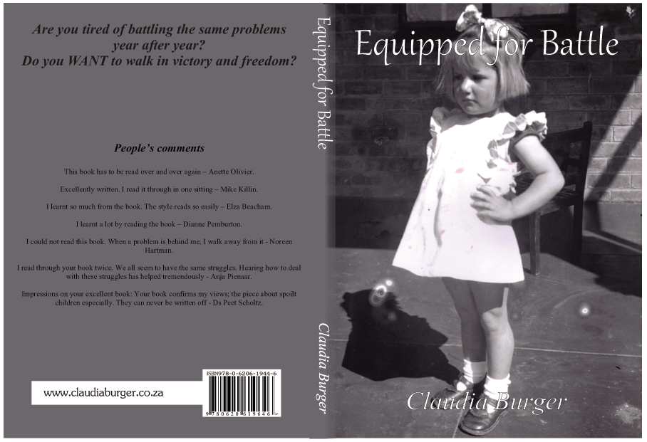 Equipped for Battle Full Cover