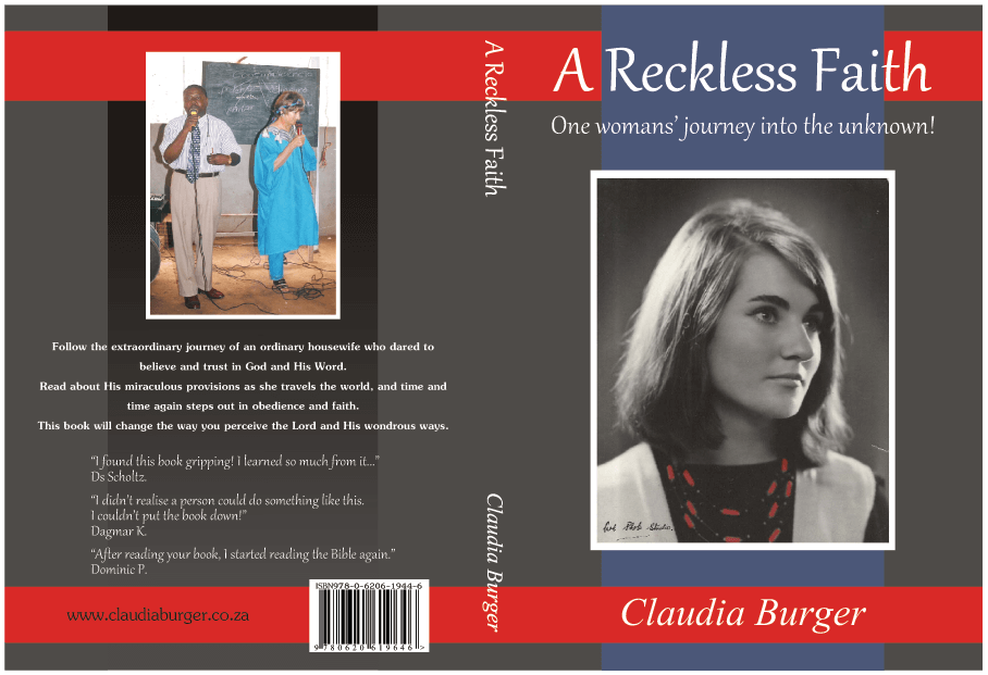 A Reckless Faith Full Cover