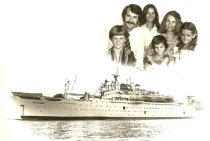 My Family on the Anastasis